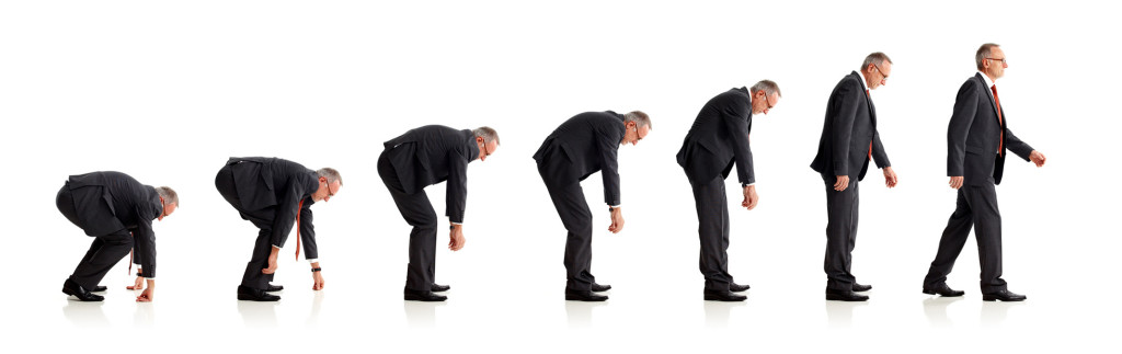 Evoluzione postura