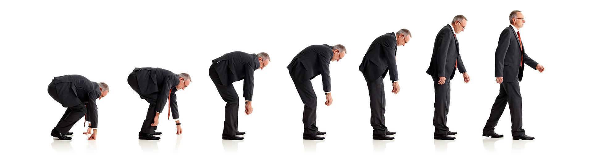 Palestra per migliorare la postura