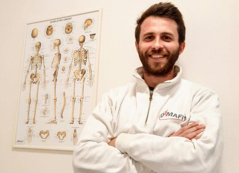 Fisioterapista Corrado dal Pozzo